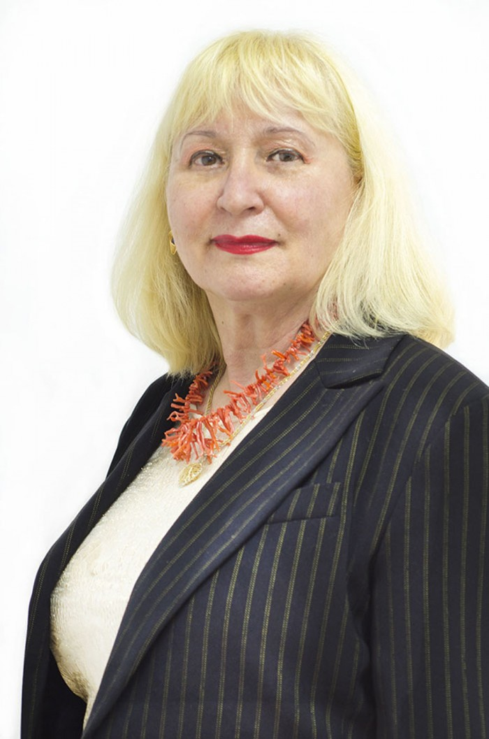 Nadia Poshtákova